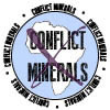 Against Conflict Mineral logo