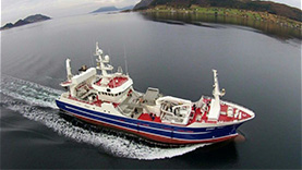 Pacelli Fishing Vessel