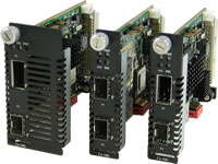 10 Gigabit Ethernet Media Converter Modules