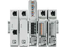 DIN Rail Patch Panels
