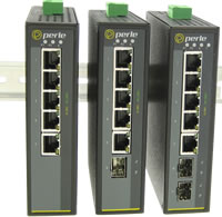 5 Port Industrial Gigabit Ethernet Switch
