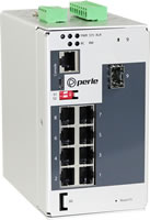 IDS-509-SFP Managed Industrial Ethernet Switch