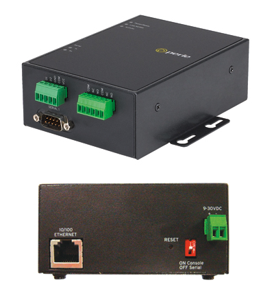 Ethernet I/O | Remote I/O| Device Server | Perle