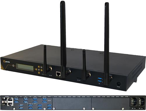 IOLAN SCG LWM Console Server with LTE, WiFi & Modem | Models