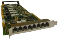 PCI-RAS8 Modem Card
