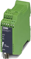 PSI-MOS-RS422/FO 850 E Serial to Fiber Converter