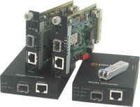 Fiber to Ethernet Converters