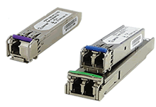 SFP & XFP Transceivers